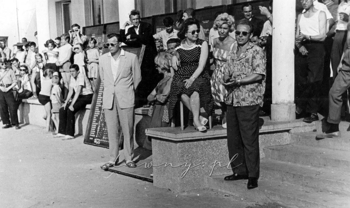Spartakiada Wojewódzka - Wołomin, rok 1962