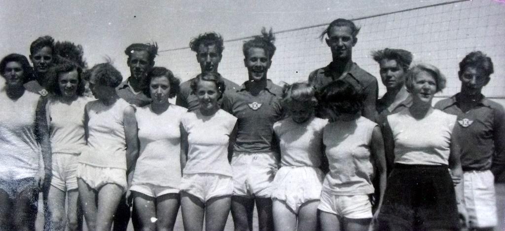 1953 - Mistrzowie Mazowsza