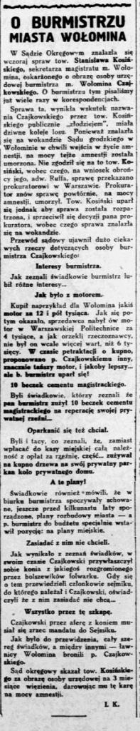 Robotnik: organ Polskiej Partyi Socyalistycznej., R.35, nr 147 (26 maja 1929)