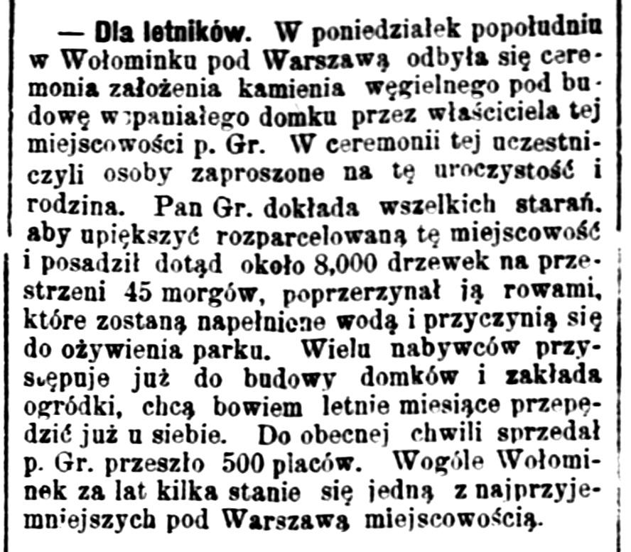 Gazeta Polska (dawniej Codzienna) R.36, nr 65 (18 marca 1896)