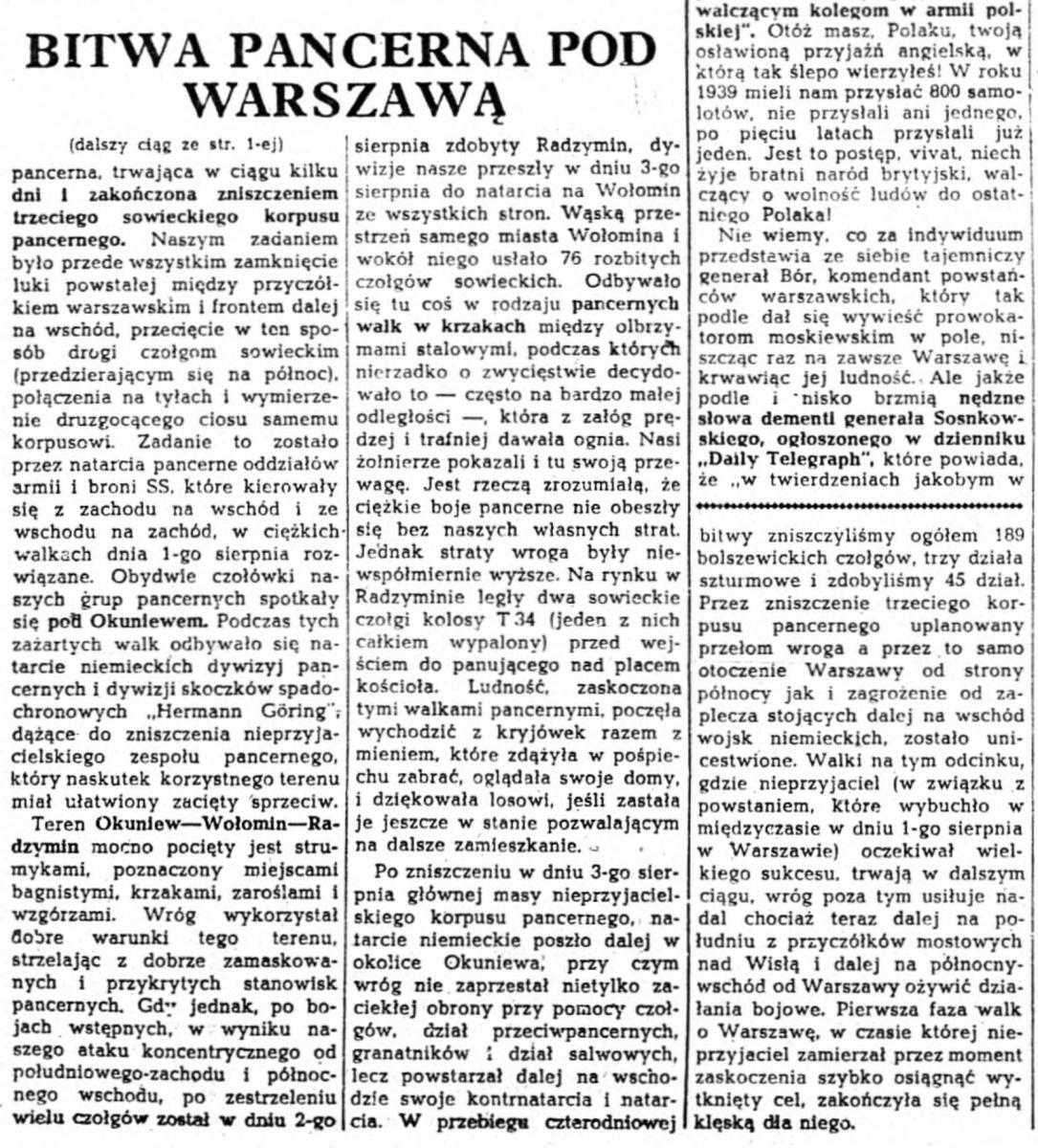 Gazeta Ilustrowana. R.5, nr 35 (27 sierpnia 1944) nr 243 b