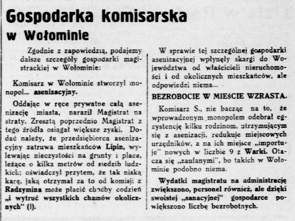 Robotnik - organ Polskiej Partyi Socyalistycznej. R.39, nr 90 (10 marca 1933)