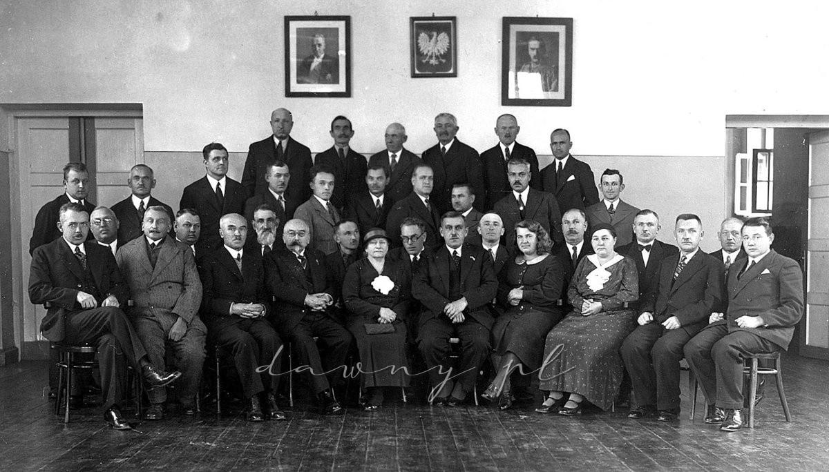 Radzymin - organizacje społeczne, lata 30.