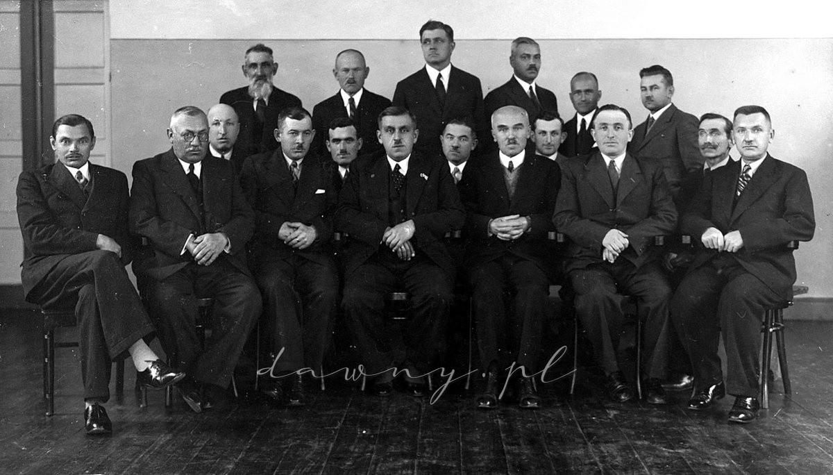 Rada Miejska, Radzymin, lata 30.
