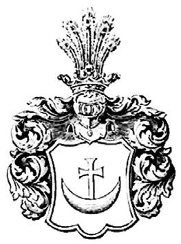 Rysunek 9. Wizerunek herbu Szeliga w herbarzu Niesieckiego [27].