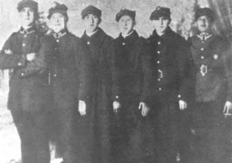 Żydzi z Radzymina, którzy w okresie międzywojennym służyli w Wojsku Polskim