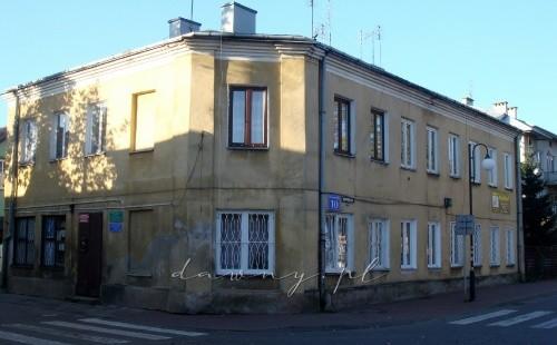 Dom przy ul. Moniuszki 10, stan obecny