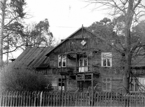 Pan Dutow, początek XX w.