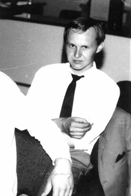 """Tu również p. Waldek Wolski, odprężenie po koncercie i """"spracowana ręka"""" Andrzeja Milczarka."""