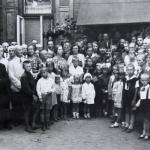 Zdjęcie – cegiełka zbiórki na nową cerkiew w Wołominie