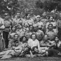 Pracowity odpoczynek w okręgowym obozie w Urlach