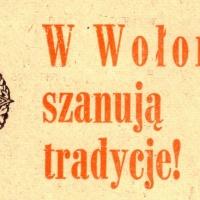 W Wołominie szanują tradycje!