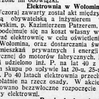 Elektrownia w Wołominie