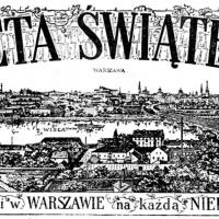 Z parafji Cygowskiej w powiecie Radzymińskim, gub. Warszawskiej