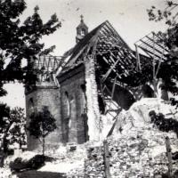 Poświęcenie kaplicy w Wołominie