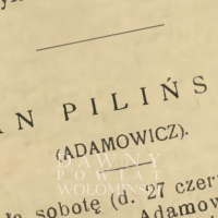 Jan Piliński (Adamowicz)