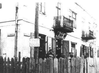 Radzymińskie getto, rok 1940